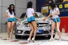 cara membersihkan mobil