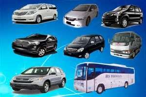kapasitas mobil rental solo