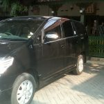 rental mobil solo harian