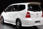 Sewa Mobil Solo Grand Livina